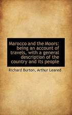 Marocco and the Moors