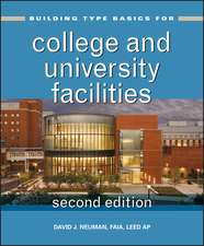 Building Type Basics for College and University Facilities
