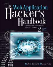 The Web Application Hacker′s Handbook