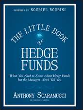 The Little Book of Hedge Funds
