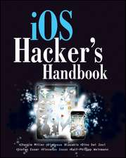 iOS Hacker′s Handbook