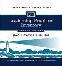 LPI: Leadership Practices Inventory Facilitator′s Guide Set