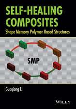 Self–Healing Composites: Shape Memory Polymer Based Structures