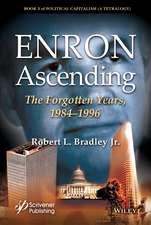 Enron Ascending: The Forgotten Years, 1984–1996
