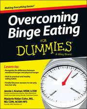 Overcoming Binge Eating for Dummies:  A Countercyclical Risk Management Approach