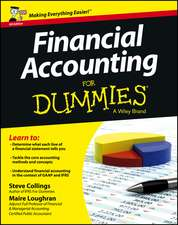 Financial Accounting For Dummies – UK