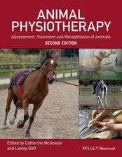 Animal Physiotherapy: Assessment, Treatment and Rehabilitation of Animals