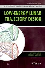 Low–Energy Lunar Trajectory Design