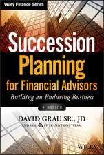 Succession Planning for Financial Advisors: Building an Enduring Business + Website