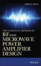The Load–pull Method of RF and Microwave Power Amplifier Design