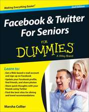 Facebook and Twitter for Seniors for Dummies:  Making Art (History)