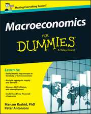 Macroeconomics for Dummies - UK:  A Comparative Voyage