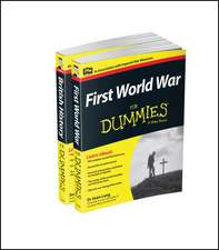 History For Dummies Collection – First World War For Dummies/British History For Dummies, 3rd Edition