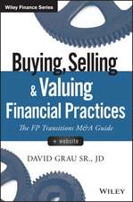 Buying, Selling, and Valuing Financial Practices