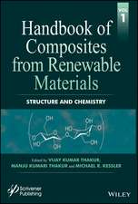 Handbook of Composites from Renewable Materials: Structure and Chemistry