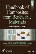 Handbook of Composites from Renewable Materials: Functionalization
