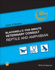 Blackwell′s Five–Minute Veterinary Consult: Reptile and Amphibian