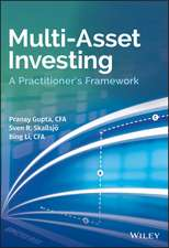 Multi–Asset Investing: A Practitioner′s Framework