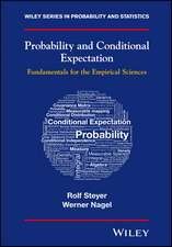 Probability and Conditional Expectation – Fundamentals for the Empirical Sciences