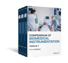 Compendium of Biomedical Instrumentation: 3 Volume Set