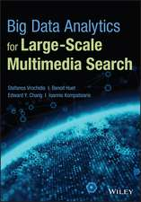 Big Data Analytics for Large–Scale Multimedia Search