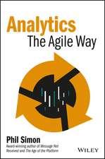 Analytics: The Agile Way