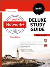 CompTIA Network+ Deluxe Study Guide: Exam N10–007