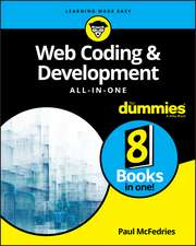 Web Coding & Development All–in–One For Dummies