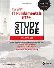 CompTIA IT Fundamentals (ITF+) Study Guide