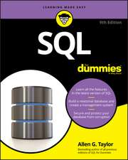 SQL For Dummies