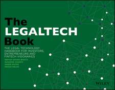 The LegalTech Book
