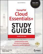 CompTIA Cloud Essentials+ Study Guide: Exam CLO–002