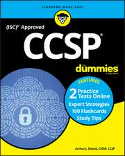 CCSP For Dummies with Online Practice