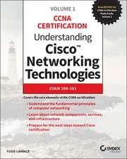 Understanding Cisco Networking Technologies
