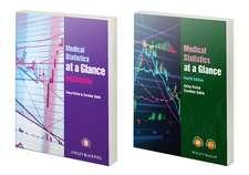 Medical Statistics at a Glance, 4e Text & Workbook