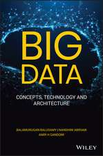 Big Data: Concepts, Technology, and Architecture