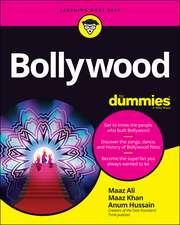 Bollywood For Dummies