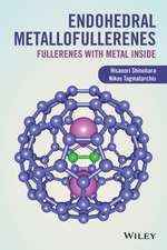 Endohedral Metallofullerenes: Fullerenes with Metal Inside