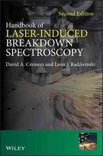 Handbook of Laser–Induced Breakdown Spectroscopy