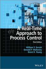 A Real–Time Approach to Process Control