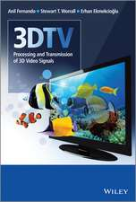 3dtv: Processing and Transmission of 3D Video Signals