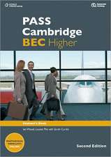 Pass Cambridge Bec Higher:  English for International Education
