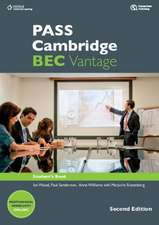 Pass Cambridge Bec Vantage:  A Transtheoretical Analysis