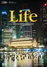 Life Upper Intermediate Student's Book + DVD