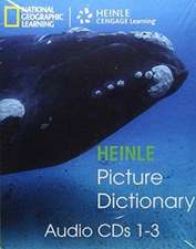 The Heinle Picture Dictionary Audio CD