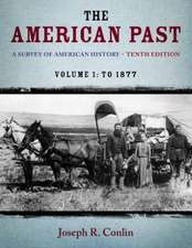 The American Past:  To 1877