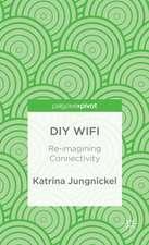 DiY WiFi: Re-imagining Connectivity