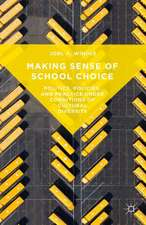 Making Sense of School Choice: Politics, Policies, and Practice under Conditions of Cultural Diversity