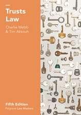Trusts Law