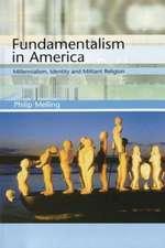 Fundamentalism in America